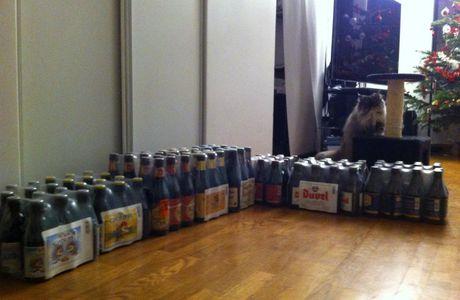 Classement des bières belges