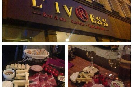 L'Ivress bar à vin