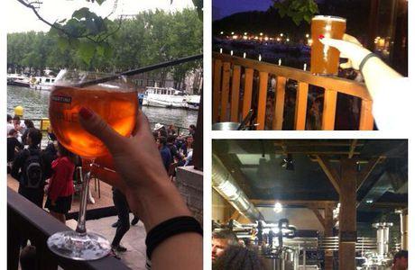 Le Paname Brewing Company: bar à bières artisanales