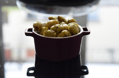 Recette d'olives apéritives