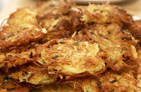 Galettes de pommes de terre alsaciennes de mon enfance