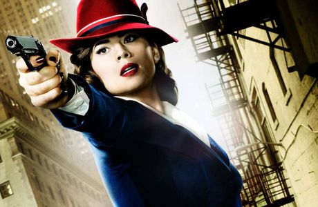 Agent Carter ou le Marvel résolument féministe
