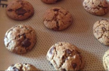 Cookies crouti-moelleux au Thermomix