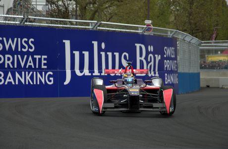 1er ePRIX de Formula E à Paris