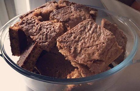 Brownie Praliné [MASTERCHEF GOURMET]