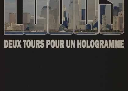 LOGOS - Deux tours pour un hologramme