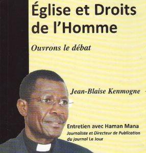j'ai lu...Jean Blaise Kenmogne: pasteur et défenseur des homosexuel-les