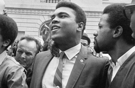 « Je voulais juste être libre » : les retentissements radicaux de Mohamed Ali