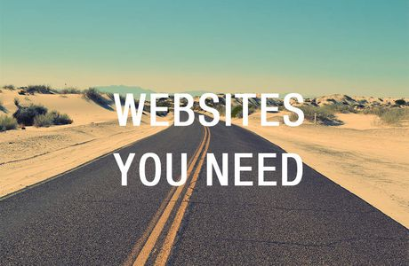 The websites you need!