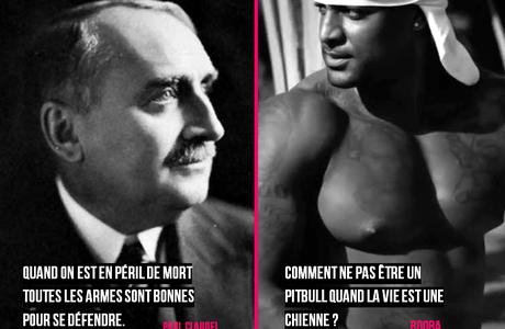 Booba VS Paul Claudel