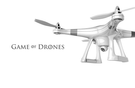 Xiaomi sur un drone... Game of Drones?