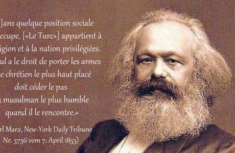 Marx et les bolcheviks face à l'Islam!