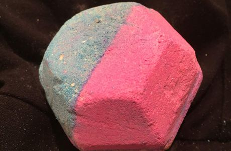 "Bombe de bain Lush ""The Experimenter"""