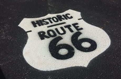 Route 66 🚘👍☺