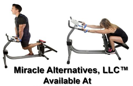 The Stretch Machine Nitrofit Limber Pro ™ Protect against Sports Injuries!