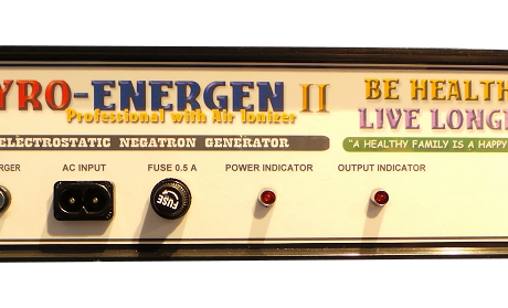 Pyro-Energen II Electrostatic Therapy Machine Evaluation!
