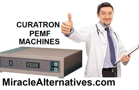 CURATRON PEMF Machines Treat All Kinds Of Pain With Unbelievable Success!