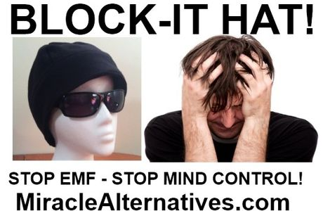 Mind Control & EMF Weapons Are Genuine! (New Anti-Mind-Control-Hat).