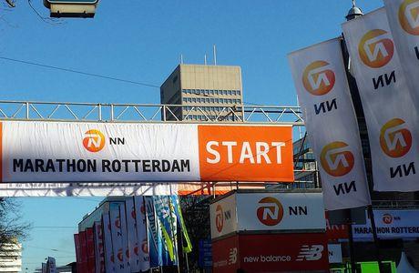 Marathon de Rotterdam 2016