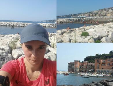 Courir à Naples et dans Les Pouilles : semaine 2 des vacances