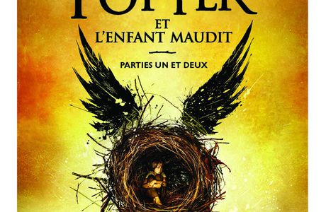 Harry Potter et l'enfant maudit - J.K Rowling, John Tiffany & Jack Thorne