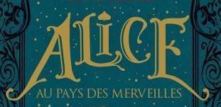 Alice au pays des merveilles - Benjamin Lacombe & Lewis Carroll