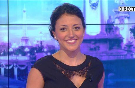 Sonia Carneiro JT Sport Itélé le 29.08.2016