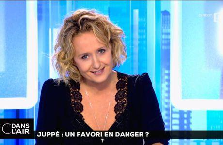 Caroline Roux C Dans L'Air France 5 le 17.11.2016
