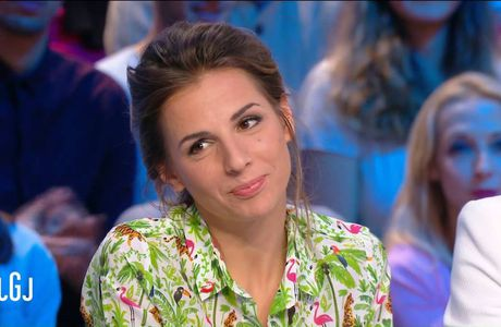 Alice Darfeuille Le Grand Journal Canal+ le 02.12.2016
