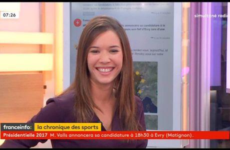 Emilie Broussouloux Le 6-9 Franceinfo: le 05.12.2016