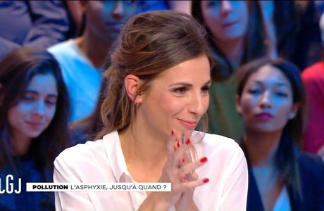 Alice Darfeuille Le Grand Journal Canal+ le 07.12.2016