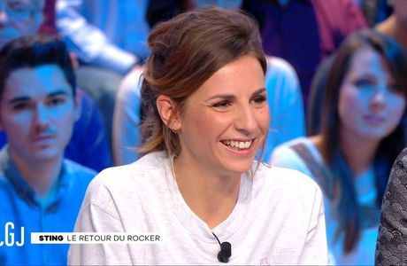 Alice Darfeuille Le Grand Journal Canal+ le 09.12.2016