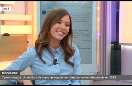 Emilie Broussouloux Le 6-9 Franceinfo: le 15.12.2016