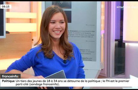 Emilie Broussouloux Le 6-9 Franceinfo: le 16.12.2016