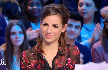 Alice Darfeuille Le Grand Journal Canal+ le 19.01.2017