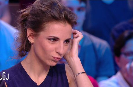Alice Darfeuille Le Grand Journal Canal+ le 21.02.2017