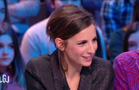 Alice Darfeuille Le Grand Journal Canal+ le 01.03.2017