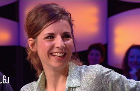 Alice Darfeuille Le Grand Journal Canal+ le 02.03.2017
