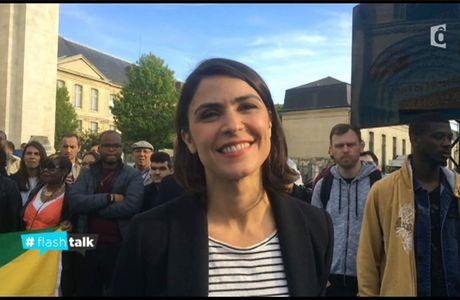 Sonia Chironi Flash Talk France Ô le 26.04.2017
