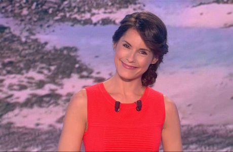 Marion Jollès Grosjean Tirage Loto TF1 le 29.04.2017
