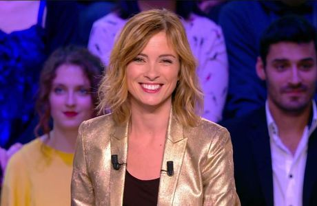 Isabelle Ithurburu Canal Rugby Club Canal+ le 06.05.2017