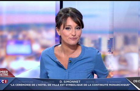 Amandine Bégot LCI Matin LCI le 15.05.2017