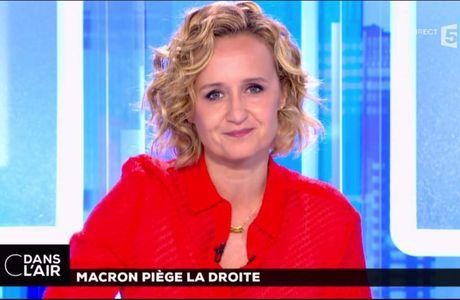 Caroline Roux C Dans l'Air France 5 le 16.05.2017