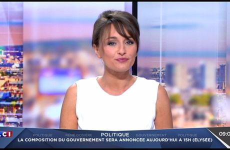 Amandine Bégot LCI Matin LCI le 07.05.2017