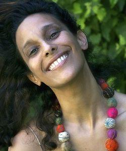 Une belle rencontre: Lamia Berrada Berca
