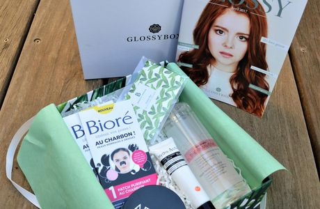 [Unboxing] Glossybox d'Avril 2017