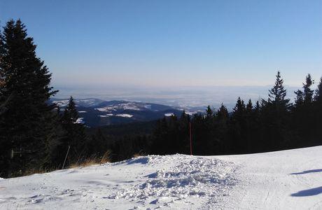 Semaine au ski avec les 6e