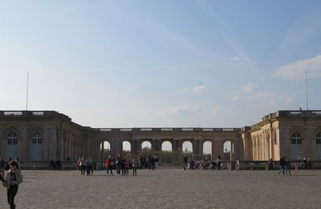 Visite du jour: le Trianon de Versailles