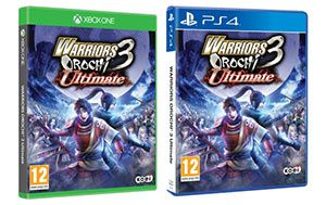 en savoir plus jeux video sortie de warriors orochi 3 ultimate sur ps4 et xbox one. Black Bedroom Furniture Sets. Home Design Ideas