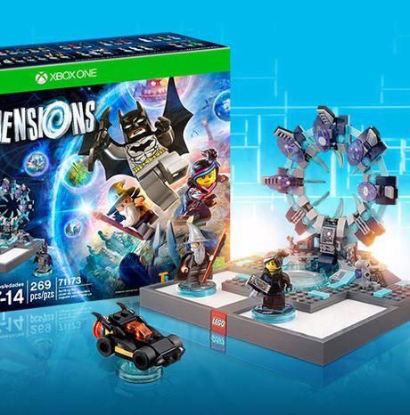 en savoir plus jeux video un premier trailer pour le toy pad de lego dimensions. Black Bedroom Furniture Sets. Home Design Ideas